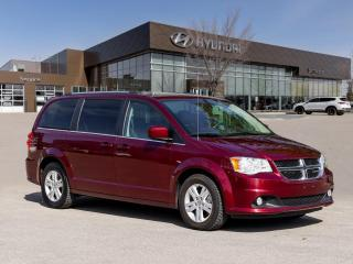 Used 2019 Dodge Grand Caravan Crew Plus | One Hail of A Deal | for sale in Winnipeg, MB