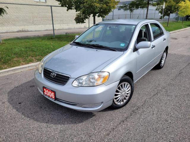 2006 Toyota Corolla 4 Door, Only 123000 KM, Auto, All Power Options, A