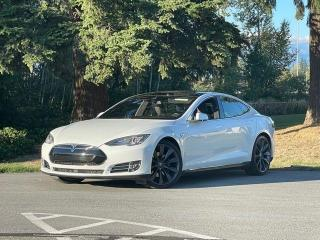 Used 2016 Tesla Model S 90D for sale in Langley, BC