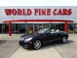 Used 2011 Mercedes-Benz E-Class | CLEAN | Ontario Local! for sale in Etobicoke, ON