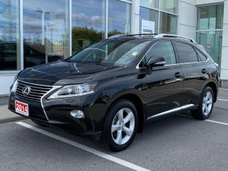 Used 2014 Lexus RX 350 PREMIUM-LEATHER+COOLED SEATS AND MORE! for sale in Cobourg, ON