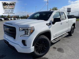 New 2021 GMC Sierra 1500 Elevation 5.3L V8 ELEVATION DOUBLE CAB 4X4 X31 OFF ROAD PACKAGE for sale in Carleton Place, ON