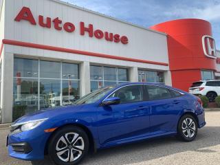 Used 2018 Honda Civic Sedan LX Auto for sale in Sarnia, ON