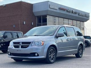 Used 2016 Dodge Grand Caravan SXT LEATHER/REAR CLIMATE/REMOTE STARTER/ ONLY 46, for sale in Concord, ON