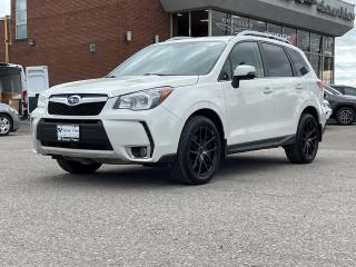 Used 2016 Subaru Forester 2.0XT Limited Package w/Technology Pkg Option for sale in Concord, ON