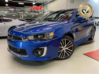 Used 2016 Mitsubishi Lancer GTS I SUNROOF I CAM I COMING SOON for sale in Vaughan, ON