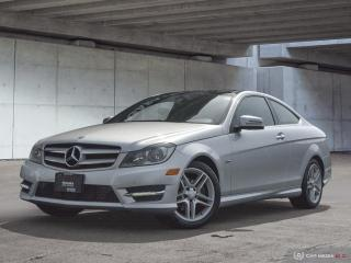 Used 2012 Mercedes-Benz C-Class C 250 for sale in Niagara Falls, ON