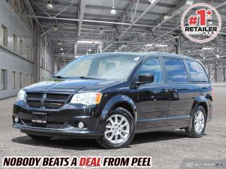 Used 2012 Dodge Grand Caravan R/T for sale in Mississauga, ON