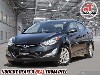 Used 2016 Hyundai Elantra Sport Appearance for sale in Mississauga, ON