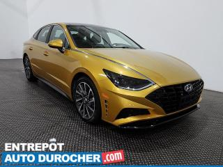 Used 2020 Hyundai Sonata Ultimate Sport Cuir -Toit panoramique - Navigation for sale in Laval, QC