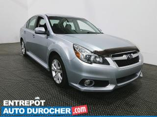Used 2013 Subaru Legacy SPORT AWD Toit ouvrant - Sièges chauffants for sale in Laval, QC