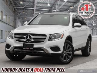 Used 2017 Mercedes-Benz GLC 300 Base for sale in Mississauga, ON