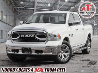 Used 2016 RAM 1500 Longhorn for sale in Mississauga, ON
