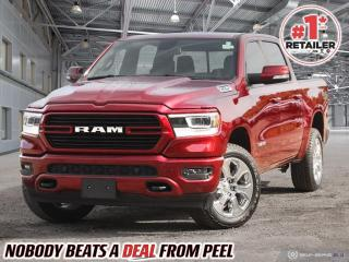 Used 2019 RAM 1500 Big Horn for sale in Mississauga, ON