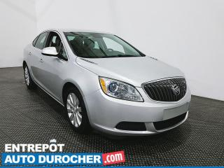 Used 2016 Buick Verano BASE Bluetooth - Climatiseur for sale in Laval, QC