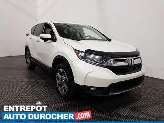 Used 2017 Honda CR-V EX TURBO AWD Toit ouvrant - Sièges chauffants for sale in Laval, QC