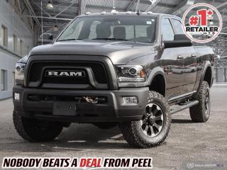 Used 2018 RAM 2500 Power Wagon for sale in Mississauga, ON