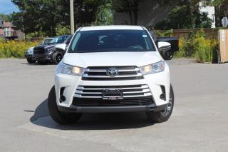 Used 2018 Toyota Highlander LE for sale in Mississauga, ON