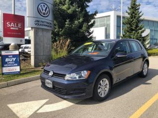 Used 2017 Volkswagen Golf 1.8 TSI Trendline for sale in Surrey, BC