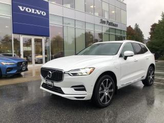 Used 2020 Volvo XC60 Hybrid T8 Inscription - HOV LANE ACCESS!! for sale in Surrey, BC