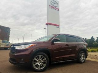 Used 2014 Toyota Highlander XLE for sale in Moncton, NB
