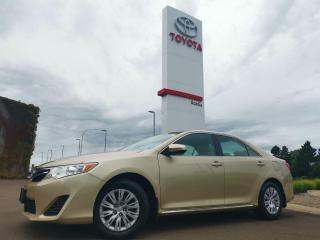 Used 2012 Toyota Camry LE for sale in Moncton, NB