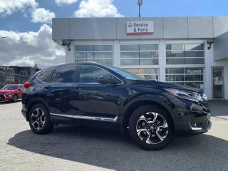 Used 2018 Honda CR-V Touring for sale in Surrey, BC