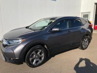 Used 2017 Honda CR-V EX-L for sale in Port Hawkesbury, NS