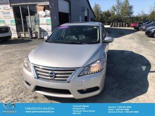 Used 2015 Nissan Sentra SL for sale in Yarmouth, NS