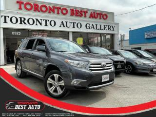 Used 2013 Toyota Highlander 4WD 4DR for sale in Toronto, ON