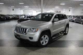 Used 2011 Jeep Grand Cherokee NAVIGATION I LEATHER I REAR CAMERA I PUSH START I CRUISE BT for sale in Mississauga, ON