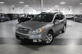 Used 2010 Subaru Outback LIMITED NO ACCIDENTS I LEATHER I SUNROOF I HARMAN/KARDON BT for sale in Mississauga, ON