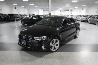 Used 2017 Audi A3 PROGRESSIV I NAVIGATION I SUNROOF I REAR CAMERA I PUSH START for sale in Mississauga, ON