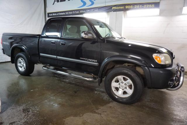 2005 Toyota Tundra TRD-OFF ROAD V8 4WD CERTIFIED 2YR WARRANTY *1 OWNER* RUNNING BOARD TOW HITCH