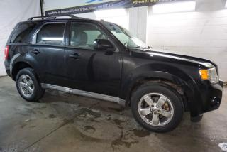 Used 2009 Ford Escape V6 LIMITED 4WD LEATHER CERTIFIED 2YR WARRANTY *FREE ACCIDENT* SUNROOF HEATED BLUETOOTH ALLOYS for sale in Milton, ON