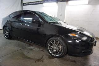 Used 2013 Dodge Dart RALLYE TURBO CERTIFIED 2YR WARRANTY *1 OWNER*FREE ACCIDENT* BLUETOOTH CRUISE ALLOYS for sale in Milton, ON