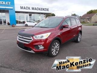 Used 2018 Ford Escape Titanium AWD for sale in Renfrew, ON