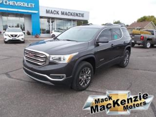 Used 2018 GMC Acadia SLT AWD for sale in Renfrew, ON