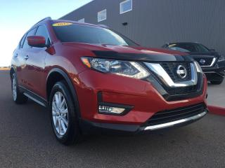 Used 2017 Nissan Rogue SV AWD for sale in Summerside, PE