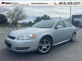 Used 2011 Chevrolet Impala LS  - OnStar -  Heated Mirrors for sale in Ottawa, ON