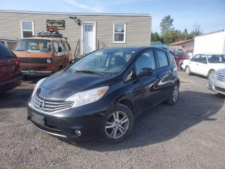 Used 2014 Nissan Versa Note S for sale in Stittsville, ON