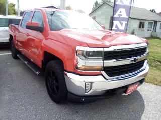 Used 2017 Chevrolet Silverado 1500 LT Crew Cab 4WD for sale in Leamington, ON