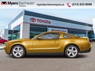 Used 2010 Ford Mustang V6  -  Power Windows for sale in Ottawa, ON
