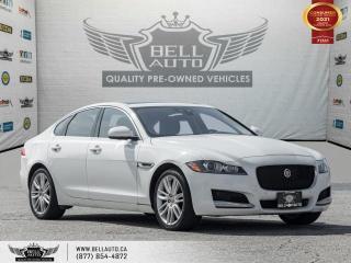 Used 2016 Jaguar XF Prestige, AWD, Navi, RearCam, SunRoof, Sensors, B.spot for sale in Toronto, ON
