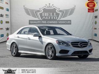 Used 2014 Mercedes-Benz E-Class E 250 BlueTEC, AWD, Navi, 360Cam, Pano, Sensors for sale in Toronto, ON