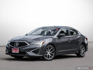 Used 2019 Acura ILX PREMIUM for sale in Ottawa, ON