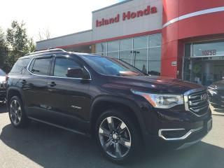 Used 2017 GMC Acadia SLT for sale in Courtenay, BC