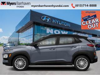 New 2021 Hyundai KONA 1.6T Trend AWD w/ Two-tone  - $186 B/W for sale in Nepean, ON