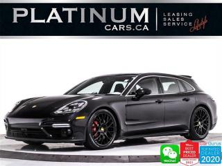 Used 2018 Porsche Panamera Turbo Sport Turismo, CHRONO PKG, BOSE, LANE ASSIST for sale in Toronto, ON