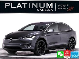 Used 2017 Tesla Model X P100D, AWD, LUDICROUS MODE, 17'' TOUCH SCREEN, NAV for sale in Toronto, ON